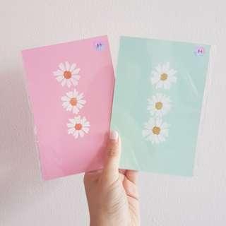 [INSTOCK] Daisy Cards