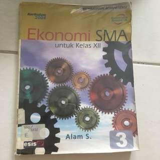 Ekonomi SMA untuk kelas XII