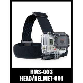 GP HEAD STRAP 3STRIP OF GLUE HMS-003