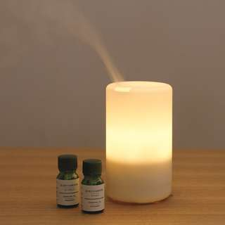 Ultrasonic Aroma Diffuser with 7 Color LED light (Brand new)