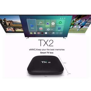 Tanix Android TV Box