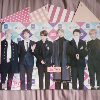 BTS Poster A3 Size