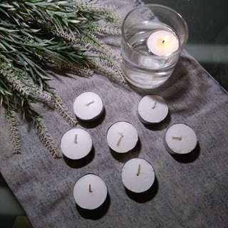 12pcs for P50 Long-lasting Tealight Candle