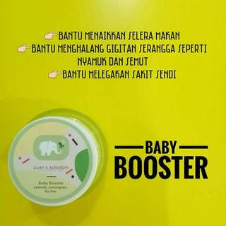 Puer's Kidsdom Baby Booster