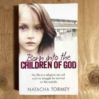 Born into the children of God