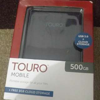 Sell fast New HDD 500GB