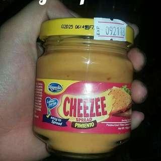 Cheezee Spread