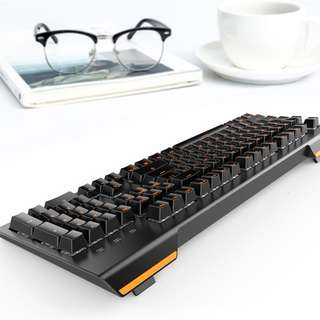 ($60)Wireless keyboard Metoo X19  (PREORDER, NO BACKLIGHT)