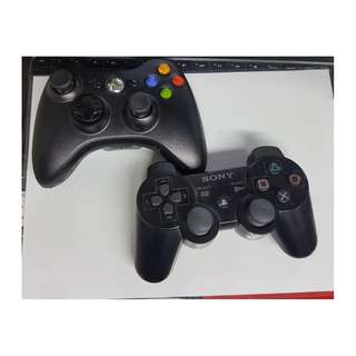 PS3/X360 CONTROLLER [PREOWNED]