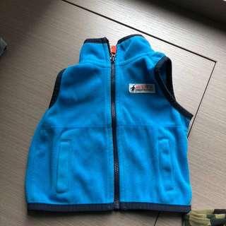 Baby vest very warm