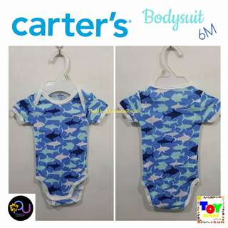 Carter's Bodysuit Shark for 6M
