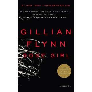 Gone Girl (Gillian Flynn)
