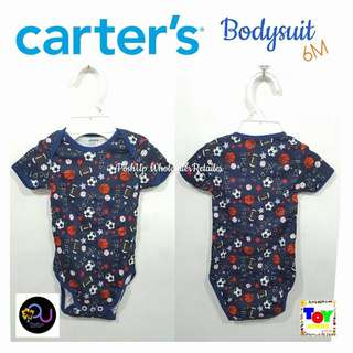 Carter's Bodysuit Balls for 6M