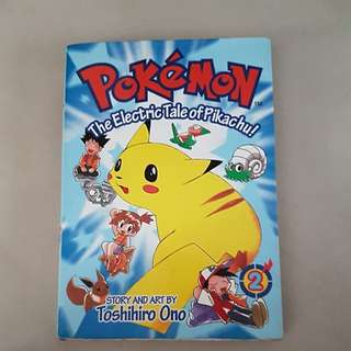 Pokemon - The Electric Tale of Pikachu