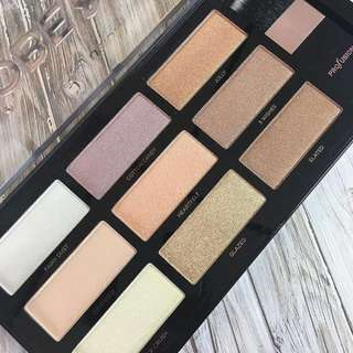 Profusion Cosmetics Strobe and Glow Highlighting - the Artistry Palette