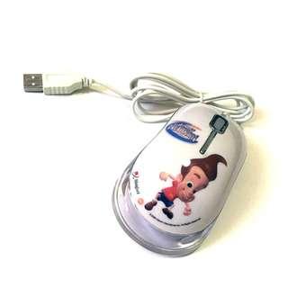 🚚 3D Optical USB Mouse