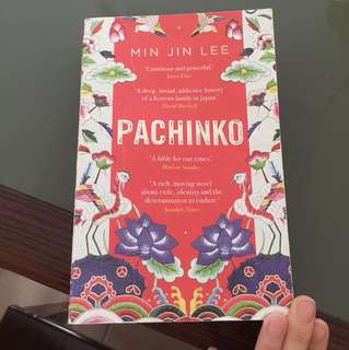 Min Jin Lee Pachinko Novel