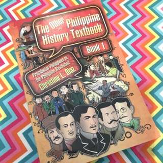 Charity Sale! The Other Philippine History Textbook by Christine L. Diaz