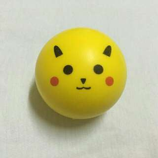 Pikachu Pokemon Stress Ball