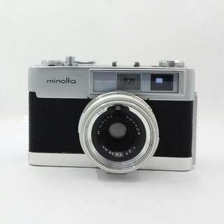 Minolta AL-F compact camera