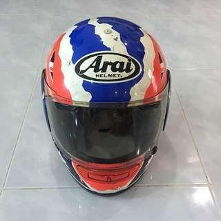 Arai Doohan original helmet