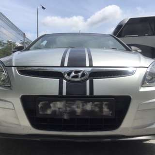 Hyundai i30 For Rent $350 Weekly for Grab & Uber