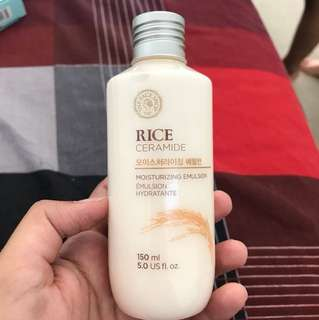 The Face Shop - Rice Ceramide