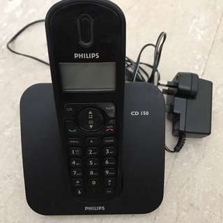 Philips Cordless Phone CD 150