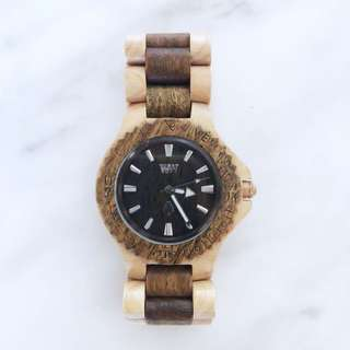 We Wood watch (made in Florence) suit small wrist