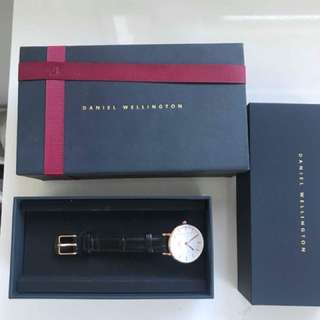 DANIEL WELLINGTON NEW WATCH