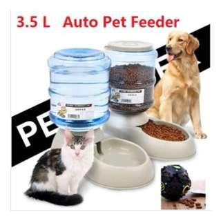3.5L PET FEEDER AUTOMATIC - Pet Food / Water Dispenser