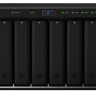 Synology DS1813+ DiskStation 8-Bay Diskless Network Attached Storage NAS