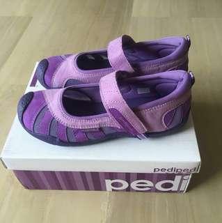 Pediped Flex Shoes-Minnie Lilac EU35