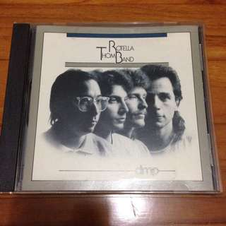 Thom Rotella Band CD 1987