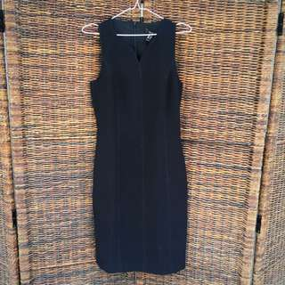 Mango Black Formal Dress