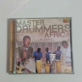 Drummers cds