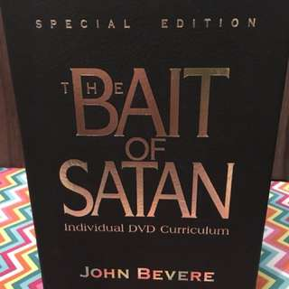 Charity Sale! Bait of Satan by John Bevere