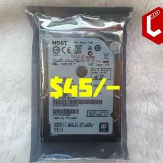 B.New HGST 1TB