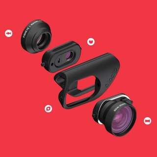 Olloclip CORE LENS SET (Fisheye, Super-Wide, Macro 15x)