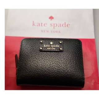 KATE SPADE WALLET WELLESLEY CARA  BIFOLD ZIP AROUND WALLET - COD FREE SHIPPING