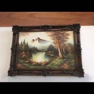 Oil Painting- Original