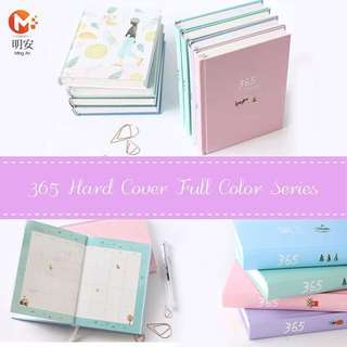 ❤️ 365 Days Hard Cover Full Colored Luxurious Life Planner Diary ❤️
