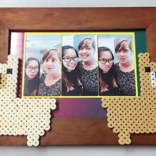 Handmade customized photo frames