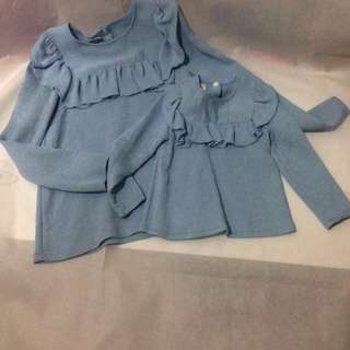 Mum and kids clothes