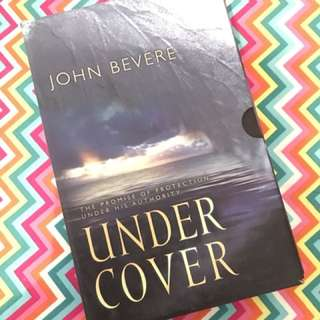 Charity Sale! Under Cover Set by John Bevere