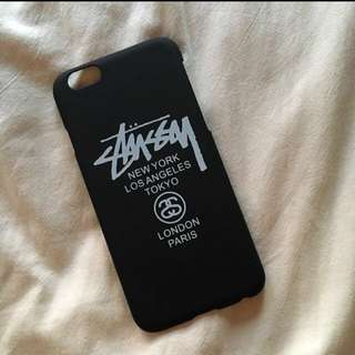 Stussy iPhone 6/6s Case Matte