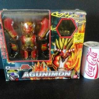 罕有 Bandai 2003 Digimon Agunimon 數碼暴龍 火神獸