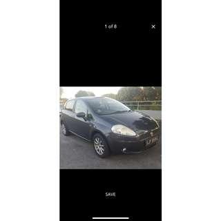Fiat Grande Punto 1.4 Auto Hatchback Dynamic Skydome