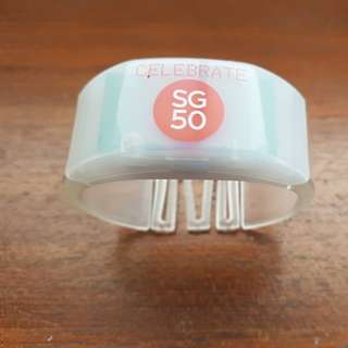SG50 Wristband with luminous light
