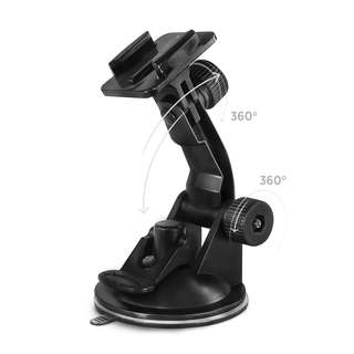GoPro 吸盤支架 (Suction Cup Mount)